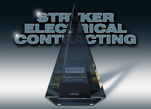 Our licensed electrical construction firm is the proud holder of the Suffolk Sub-Contractor of the Year Award in Palm City.