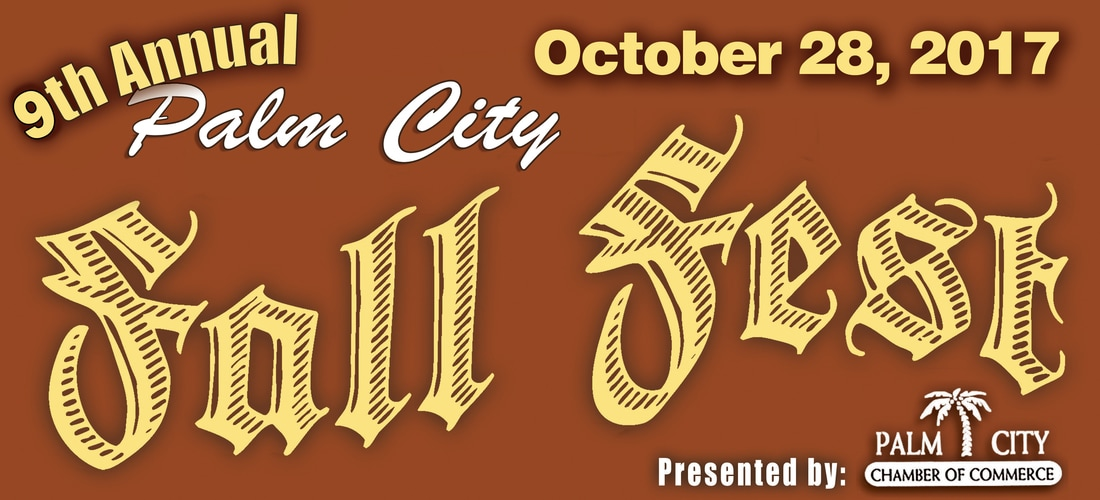 The licensed electrical contracting company in Palm City, Stryker Electric, proudly supported the Palm City Fall Fest.