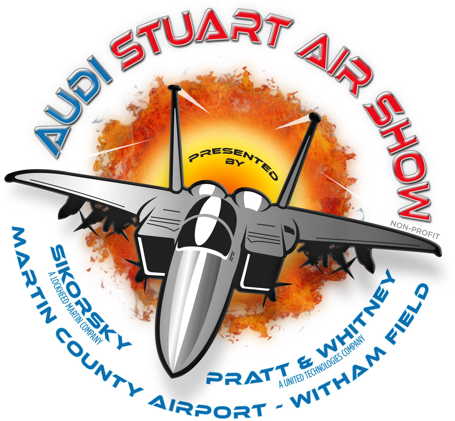 The licensed electrical contracting company in Palm City, Stryker Electric, proudly supported the Stuart Air Show.