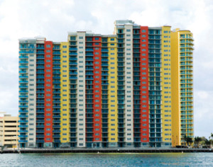 Our electrical contracting firm in Palm City, Stryker Electric, has been a major electrical contractor for High Rise/Multifamily projects across the Southeast USA including Marina Grande.