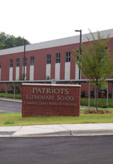 As an electrical contractor in Palm City, we have contributed decisively to many electrical construction projects across the Southeastern USA, including the Patriots Elementary School in Florida.