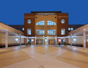 As an electrical contractor in Palm City, we have contributed decisively to many electrical construction projects across the Southeastern USA, including the Sun Coast High School in Florida.
