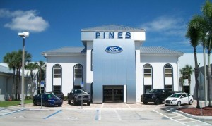 Our electrical contracting firm in Palm City was honored to be the primary electrical contractor for the Pines Ford.